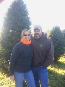 Pastor Ed and Cheryl